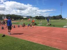 5yr girls 60m start