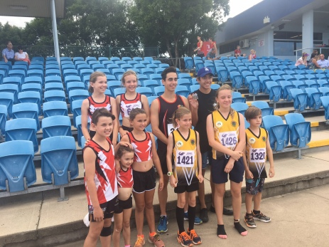 Darwin and Alice Springs athletes